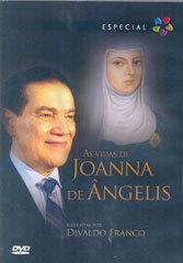 DVD-Vidas De Joanna De Ângelis (As)