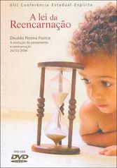DVD-Viii Cee Evolução Do Pensamento E Reencarnação