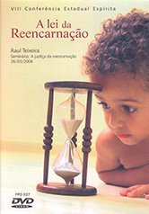 DVD-Viii Cee Semin Justiça Da Reencarnação