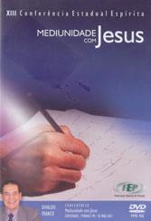 DVD-Xiii Cee Mediunidade Com Jesus