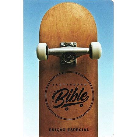Bíblia Skateboard Bible Nvi - Edição Especial