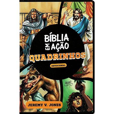 Bíblia em Ação - Quadrinhos - Devocional