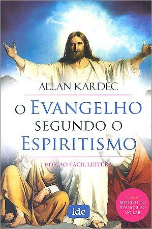 Evangelho Segundo o Espiritismo (O) (E. Fácil Leitura)