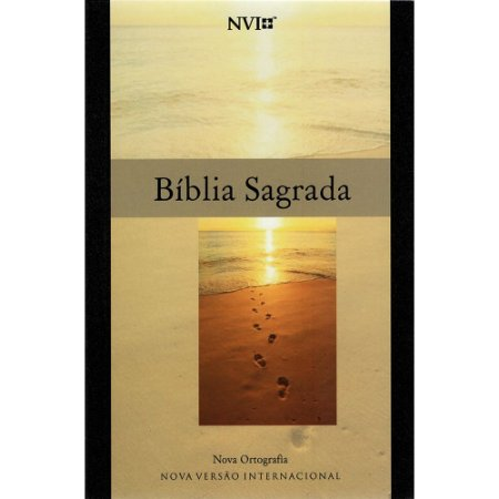 Bíblia Sagrada NVI Grande - Capa Brochura Neutra