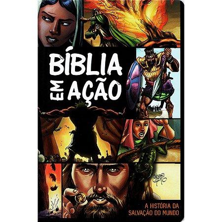 Bíblia em Ação (Capa Dura)