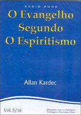 EVANGELHO- VOL 5 ÁUDIO BOOK