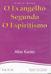 EVANGELHO- VOL 8 ÁUDIO BOOK