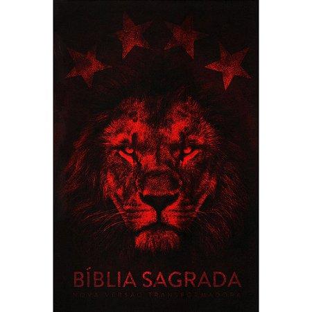 Bíblia Sagrada Nvt - New Red Lion (Capa Dura - Letra Normal)