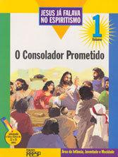 Jesus Já Falava No Esp. - 1