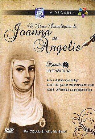 Dvd-Joanna De Ângelis Mod.3