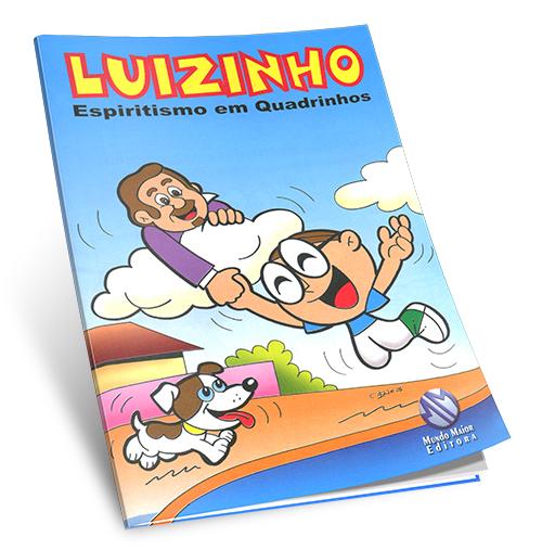 Luizinho Espiritismo Em Quadrinhos
