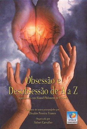 Obsessão e Desobsessão de A A Z