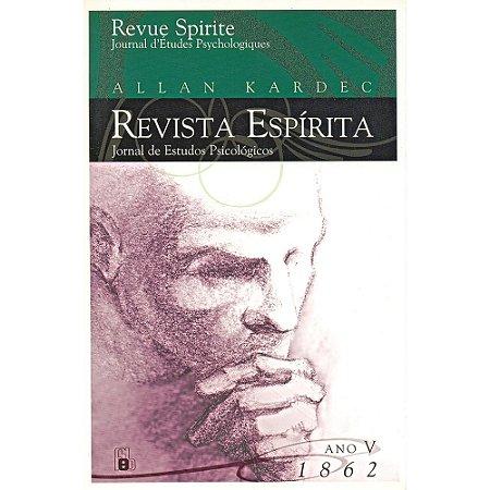Revista Espírita Ano 05/1862
