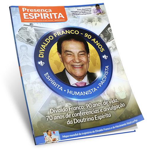 Revista Presença Espírita