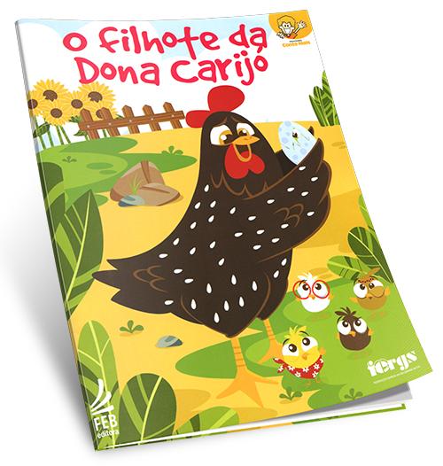 Filhote da Dona Carijó