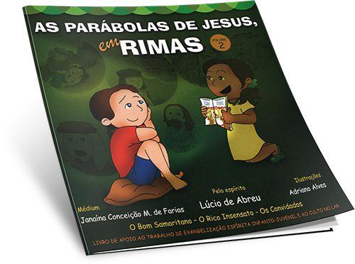 Parábolas De Jesus Em Rimas (As) – Vol. 2
