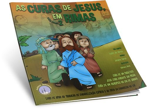 Curas De Jesus Em Rimas (As) – Vol.2