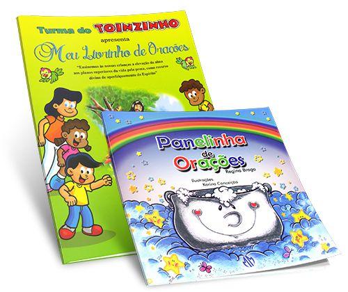 Kit - Orações Para Crianças