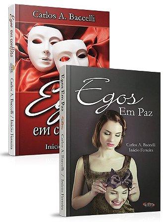 Coleção- Egos (Carlos Baccelli)