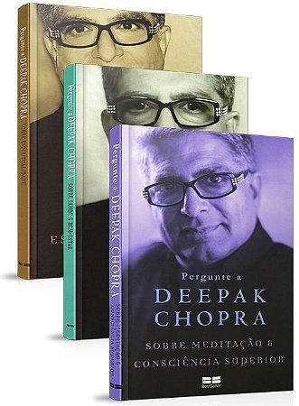 Coleção- Pergunte a Deepak Chopra