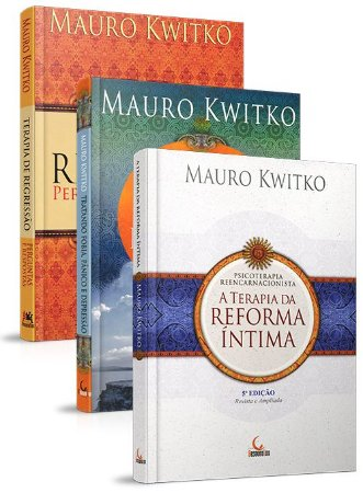 Kit- Terapias De Mauro Kwitko