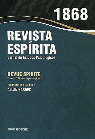 Revista Espírita-1868- Ano XI