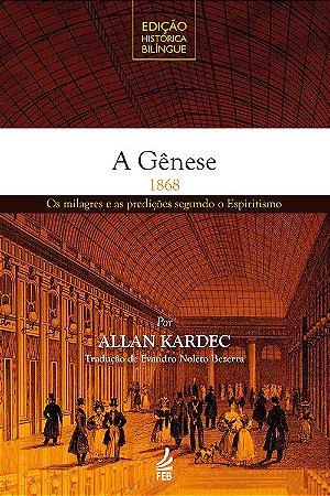Gênese (A) - Ed. Histórica 1868 Bilíngue