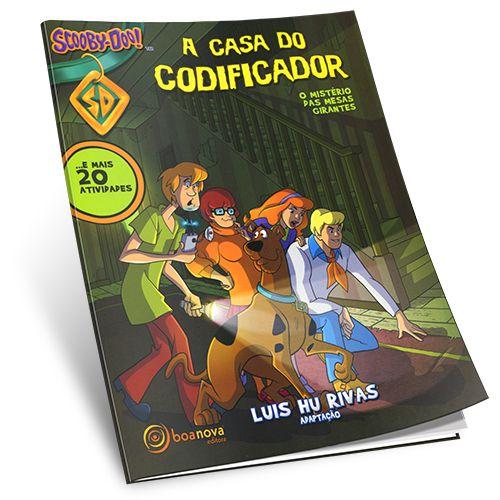 Casa do Codificador (A) - O Mistério das Mesas Girantes