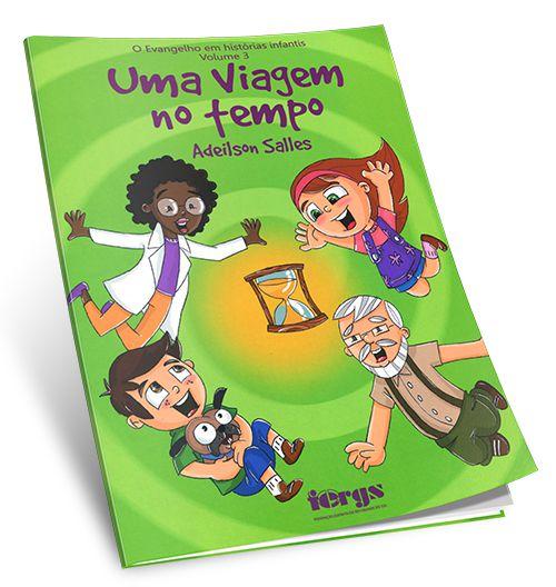 Evangelho Em Histórias Infantis (O) Vol.3