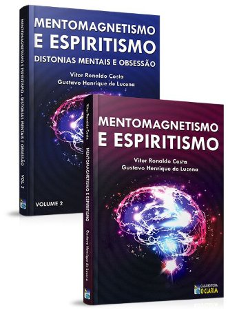 Coleção- Mentomagnetismo e Espiritismo