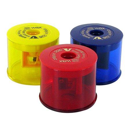 Apontador De Giz De Cera Ou Crayon 12mm Kum 226Wax
