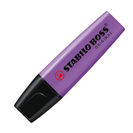 Marca-Texto Stabilo Boss Original Violeta 70/55