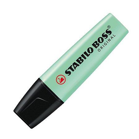 Marca-Texto Stabilo Boss Original Pastel Verde 70/116