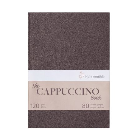 Bloco The Cappuccino Book 120g A4 C/ 40 Fls
