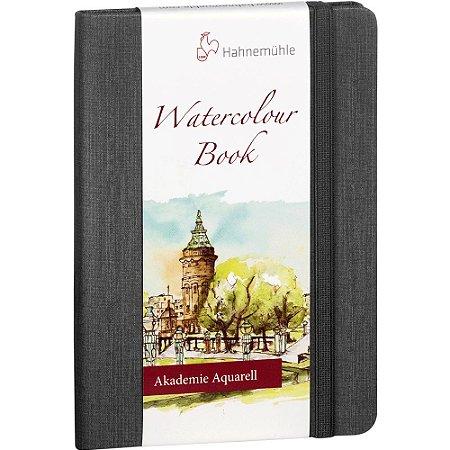 Bloco Watercolour Book 200g A6 Retrato C/ 30 Fls