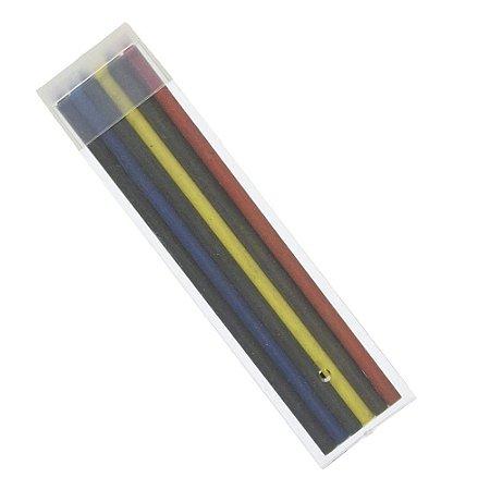 Grafite Colorido 3,2mm Estojo C/12 Unid. 4041