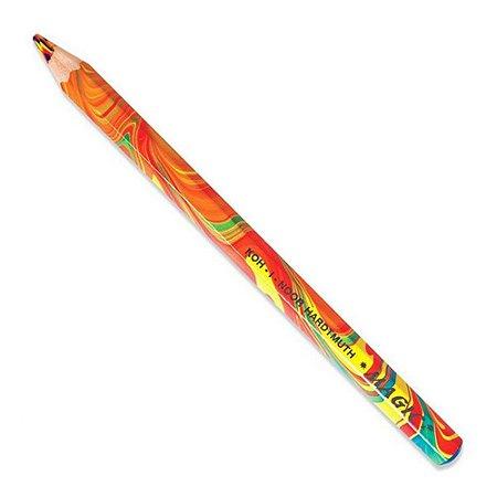 Lápis Multicolorido Magic Jumbo Original 3405