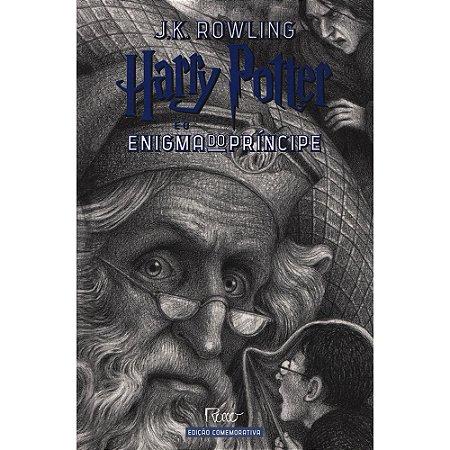 Harry Potter E O Enigma do Príncipe (Capa Dura)