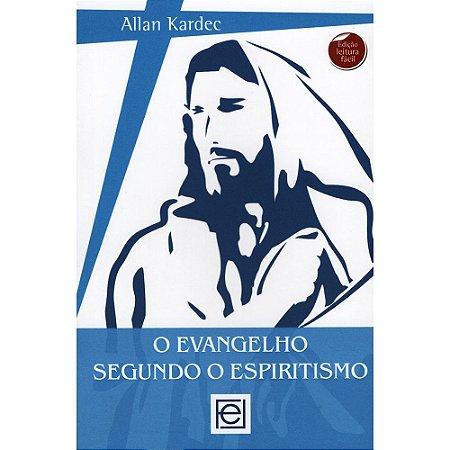 Evangelho Segundo o Espiritismo (O) (Bolso) Ed. Fácil Leitura