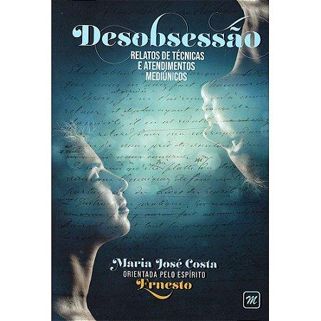 Desobsessão-Relatos De Técnicas E Atend. Mediúnicos
