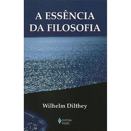 Essência Da Filosofia (A)