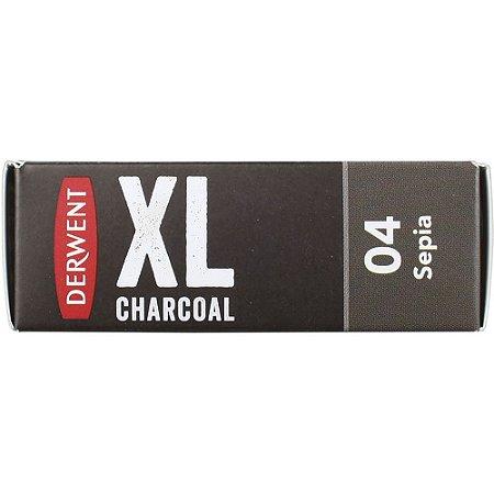 Bloco XL Carvão Vegetal Sépia 2302014