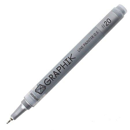 Caneta Graphik Line Painter 0.5mm Cor #20 Fox 301574
