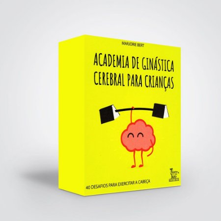 Academia De Ginástica Cerebral P/ Crianças