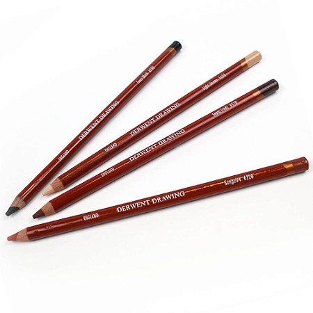Lápis De Cor Permanente Drawing Unitário Brown Ochre 265195