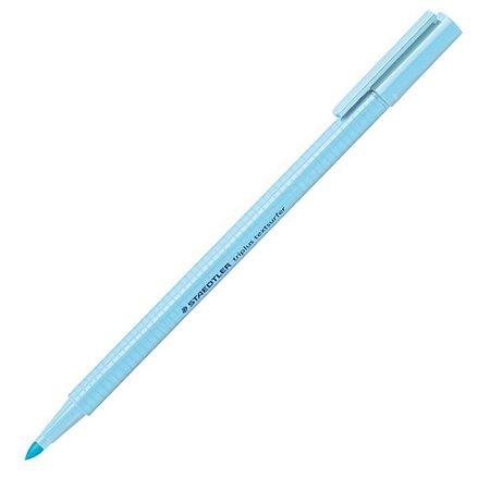 Marca Texto Staedtler Triplus Textsurfer Azul Sky Blue Pastel