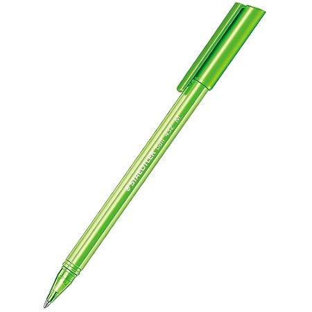 Caneta Esferografica Ballpoint Verde Claro Staedlter 432 M