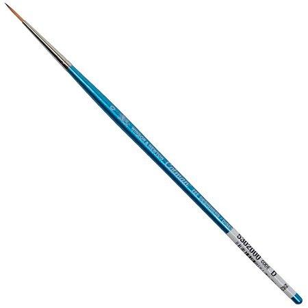 Pincel Winsor & Newton Cotman Serie 222 N.0 Aquarela