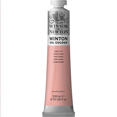 Tinta Óleo Winton Flesh Tint Rosa Winsor & Newton Tubo 200ml