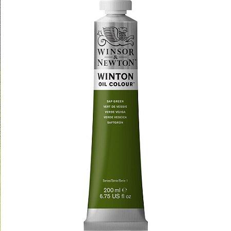 Tinta Óleo Winton Sap Green Winsor & Newton 200ml